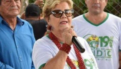 Com maioria pela cassação, pedido de vistas adia julgamento de prefeita de Miranda