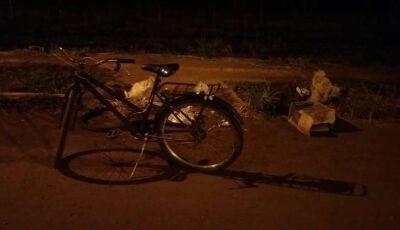 Homem é morto com quatro tiros quando seguia de bicicleta por bairro de Dourados
