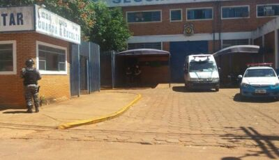 Preso é encontrado pendurado enforcado dentro de cela da Máxima em Campo Grande