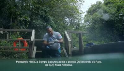 Rios de Bonito (MS) e região ilustram vídeo do projeto Observando os Rios, ASSISTA