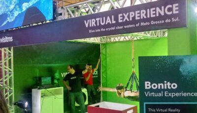 Turismo de MS lança segunda fase da campanha Visit MS na feira WTM Latin America