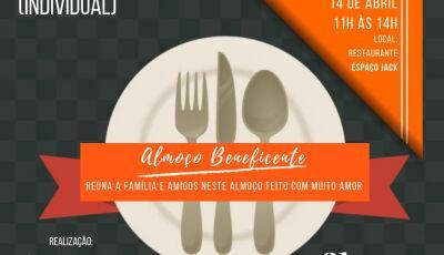 Pestalozzi de Bonito está promovendo almoço beneficente em comemoração aos 31 anos da instituição