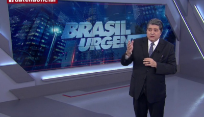 Datena conversa com Bolsonaro sobre a Venezuela e público reage