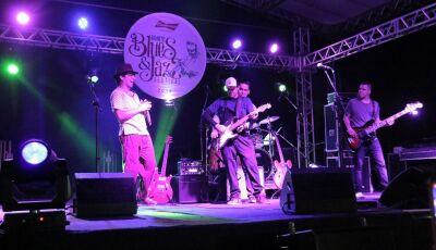 Bonito Blues & Jazz Festival incrementa o turismo na baixa temporada
