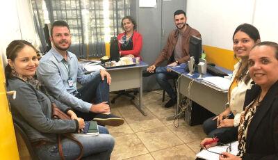 SAS inicia o ciclo mensal de reuniões da Equipe da Proteção Social Básica em Bonito (MS)