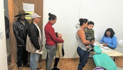 Saúde realiza mutirão no Assentamento Guaicurús em Bonito (MS)