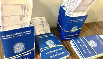 Sala do Empreendedor está emitindo Carteiras de trabalho em Bonito (MS)