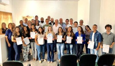 Confira a lista, Prefeito Odilson dá posse a novos concursados em Bonito (MS)