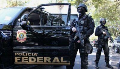 Polícia Federal deflagra operação 'Paz no Campo' em Porto Murtinho e BODOQUENA