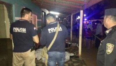 Seis morrem e uma criança fica ferida após ataque de pistoleiros na fronteira