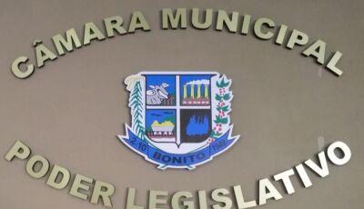 Confira o que foi apresentado e aprovado durante sessão ordinária da Câmara de Bonito (MS)