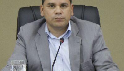 Vereador solicita à Sanesul instalação de água e esgoto no Residencial das Palmeiras em Bonito (MS)