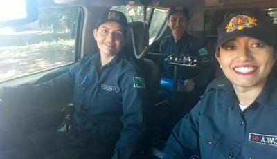 Polícia Militar implementa o Promuse, Programa Mulher Segura em Bonito (MS)