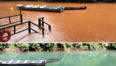12 produtores vão arcar com reparação de áreas para resolver turbidez de rio de Jardim e Bonito (MS)