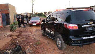 Operação Cronos prendeu 29 foragidos por homicídio no Estado