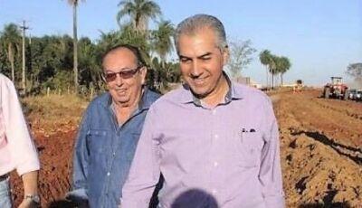 Governador Reinaldo Azambuja entrega obras na quarta-feira em Bonito (MS)