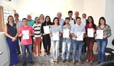 Em Bonito (MS), Prefeito dá posse a mais 10 candidatos aprovados no concurso, VEJA FOTOS