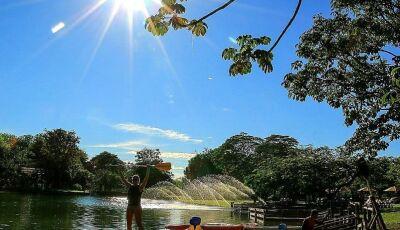 Mal chegou, Frio vai embora e fim de semana será de altas temperaturas em Bonito (MS)