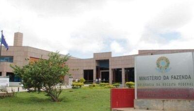 Receita identifica sonegação de R$ 8,8 milhões de 61 empresas em MS