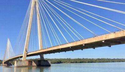 Rota Bioceânica: projeto de Paranaíba será referência para ponte sobre o Rio Paraguai