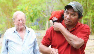 Bonito homenageia professor e ambientalista, pioneiro do ecoturismo