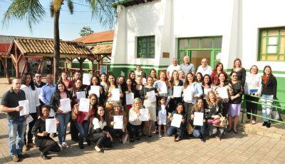 Em Bonito (MS), Prefeito dá posse a mais 32 candidatos aprovados no concurso, VEJA FOTOS
