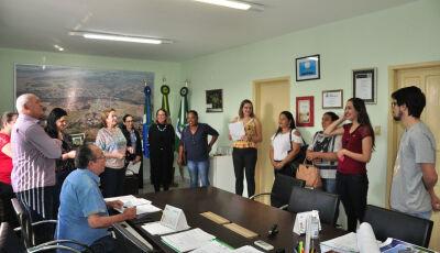 Em Bonito (MS), Prefeito dá posse a mais 4 candidatos aprovados no concurso, VEJA FOTOS