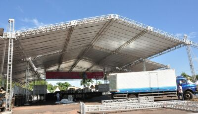 BONITO: Apresentações musicais no 'Palco das Águas' serão gratuitas, CONFIRA PROGRAMAÇÃO