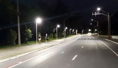 Ruas e praça deverão receber iluminação de LED 150w em Bonito (MS)