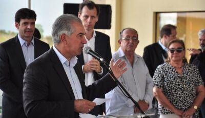 Com investimentos de mais de R$ 114 milhões em obras, Reinaldo abre hoje Festival em Bonito (MS)