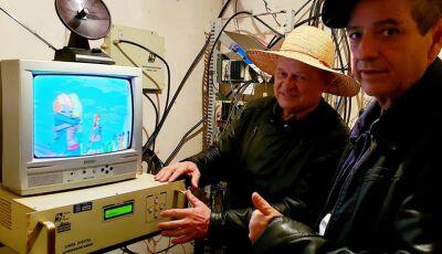 TVE Cultura MS já testa retransmissor para sinal digital em Bonito (MS)