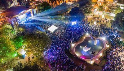 Festival de Inverno transforma Bonito na capital cultural de MS