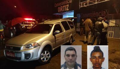 Em noite violenta, duas pessoas são assassinadas e duas ficam feridas em Dourados