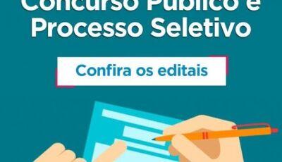 Em MS, Concursos e processos seletivos oferecem 400 vagas com salários de até R$ 9 mil