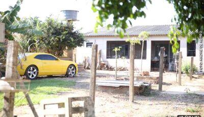 Polícia encontra camaro amarelo de sobrinho que matou o tio por causa de dívida em Campo Grande