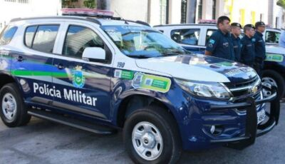 Dupla é flagrada com carro furtado, tenta fugir da polícia, mas acaba presa em Bonito