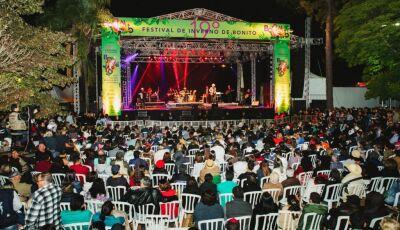 Cultura, diversão, arte e inclusão social no 20º Festival de Inverno de Bonito (MS)