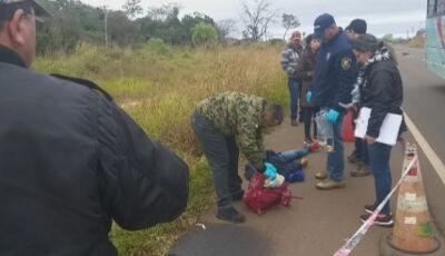 Adolescente procurado por homicídio e tentativa é executado a tiros em estrada vicinal