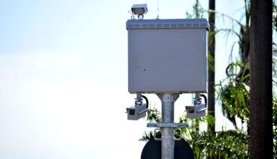 Em Campo Grande, Novos radares começam a multar e Capital já soma 54 equipamentos