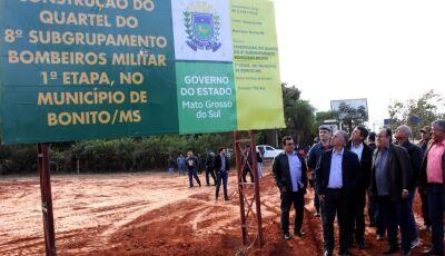 Em Bonito (MS), investimento em infraestrutura ultrapassa R$ 80 milhões e população comemora