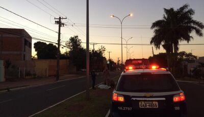 Homem é morto a tiros em avenida de Campo Grande