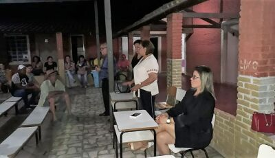 Em Bonito (MS), Prefeitura auxilia regularização de lotes em Águas do Miranda
