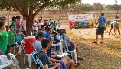 BONITO: Estádio Municipal recebe jogos escolares, CONFIRA AS FOTOS