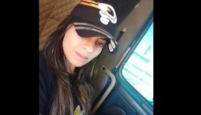 Jovem caminhoneira morre em acidente e comove colegas de toda a região