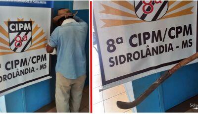 Homem de 50 anos é brutalmente assassinado com golpe de foice durante briga em Sidrolândia