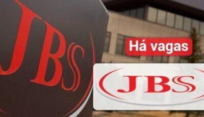 JBS seleciona candidatos para mais de 150 vagas em 5 cidades do MS