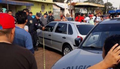 Vídeo: Em pleno Black Friday, homem é executado na fronteira