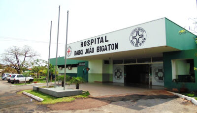Darci Bigaton altera horário de visitas e utilizará pulseiras para identificação em Bonito (MS)