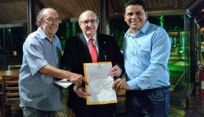 Prefeito e Vereador pede vinda da Carreta da Justiça e realização de Casamento Coletivo em Bonito