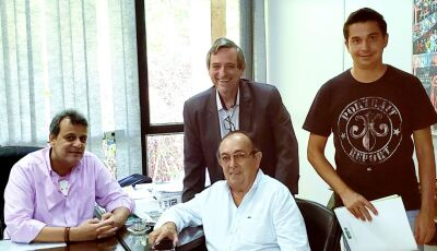 Prefeito de Bonito (MS) leva demandas ao Governo Presente em Aquidauana
